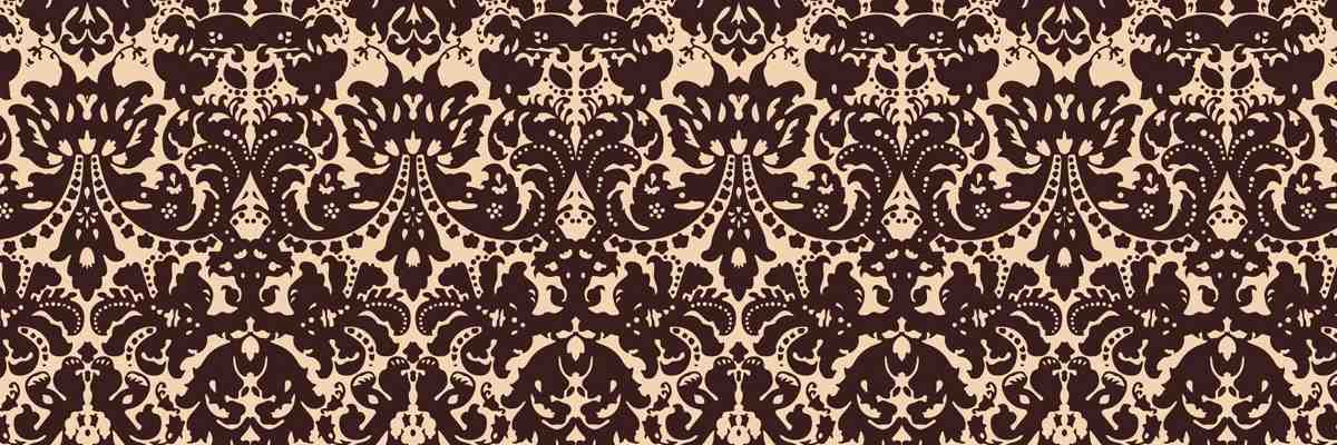 Damask Wallpaper | Chameleon Collection