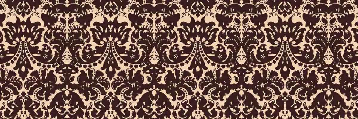 damask wallpaper chameleon collection