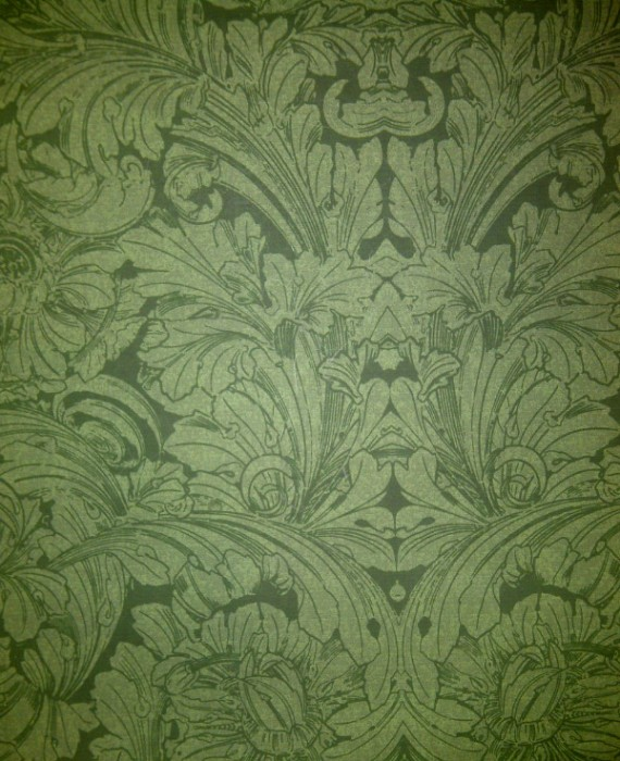 Broughton Damask Traditional Victorian