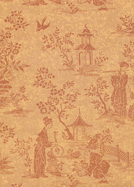 oriental themed wallpaper stained - photo #12