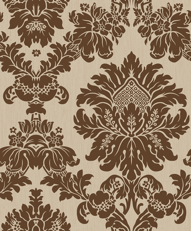 Stylish Flock Wallpaper Designs In Chameleon Collection