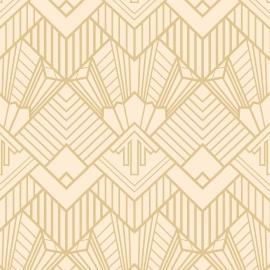 Art Deco wallpaper | Chameleon Collection